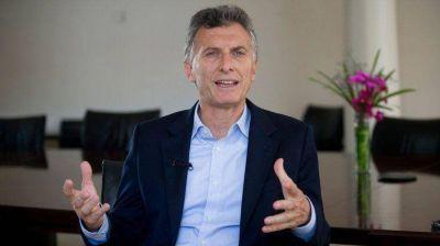 Mauricio Macri renovó su intención de implementar las sociedades anónimas en los clubes de fútbol
