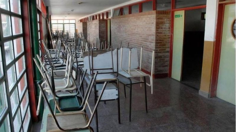 """Suteba denuncia 5000 alumnos sin clases """"por responsabilidad del gobierno"""""""