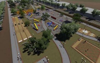 El parque de zona sudeste ya tiene nombre pero no fecha de inauguración