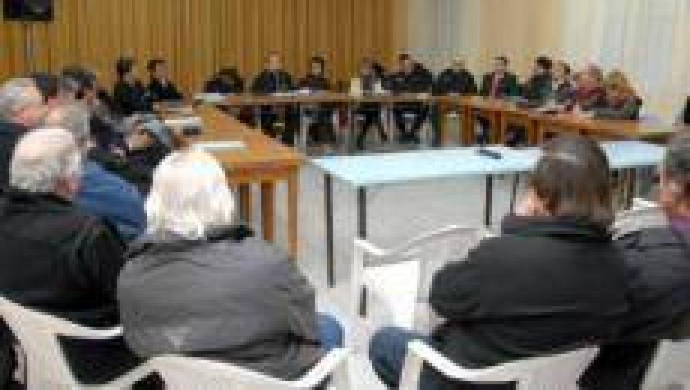 Los Foros Municipales y Vecinales de Seguridad comienzan a ser una realidad