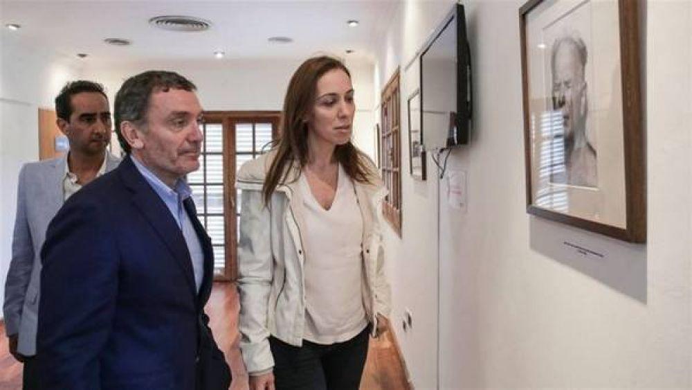 Primer encuentro entre Vidal y su ex marido tras la separación