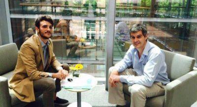 Piter Robledo será el nuevo presidente de los Jóvenes PRO