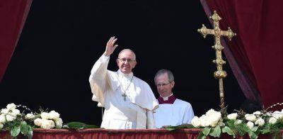 El papa Francisco deploró el terrorismo y pidió diálogo en Venezuela