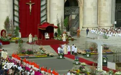 Texto completo de la bendición Urbi et Orbi del Papa Francisco en el Domingo de Pascua