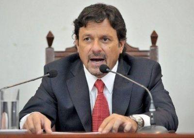 Gustavo Sáenz recibió amenazas en su celular