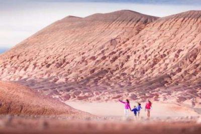 Avanza un ambicioso Plan para la Reserva Natural Los Andes: los detalles