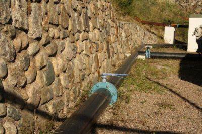 Limpieza, relevamientos y prevención sobre líneas de distribución