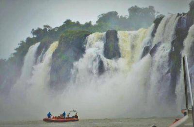 En Semana Santa 24.217 personas ingresaron al Parque Nacional Iguazú