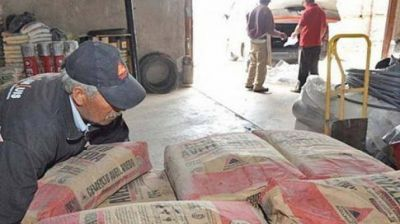 Santiago tuvo el consumo más alto de cemento del NOA