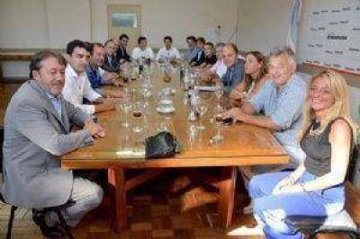 Fabio Britos presidirá la comisión de Asuntos Regionales y del Interior