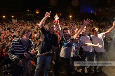 Ante una multitud Marama cerró la Fiesta del Chocolate