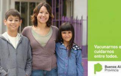 Lanzan plan de vacunaci�n gratuita para ni�os en edad escolar y embarazadas