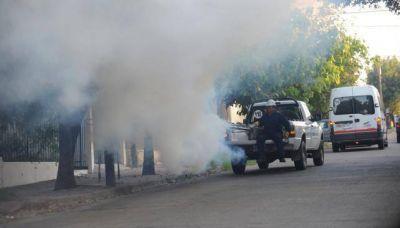 Dengue: fumigarán en 60 barrios de Córdoba