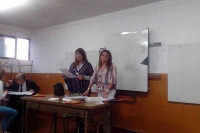 Se inaugura el Instituto de Formación Docente y Técnico de Roque Pérez