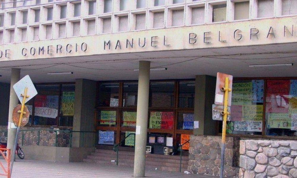Declaran paro docente en los colegios Manuel Belgrano y Monserrat
