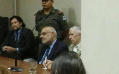 Condenaron a 12 años de prisión a Marcos Levín
