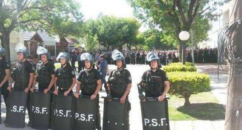 FESTRAM denuncia incendios intencionales en Las Rosas