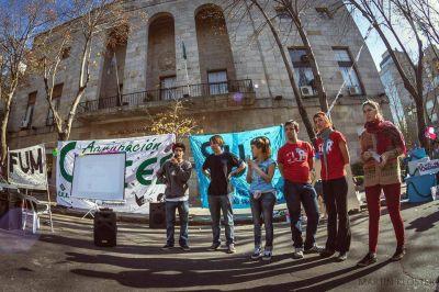 Boleto Universitario: FUM no aceptará manipulación de intereses corporativos