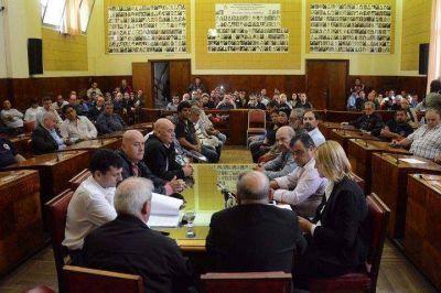 Con ausencias, se reunió por primera vez el Consejo Municipal Pesquero