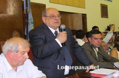 El Arroyismo buscaría quitarle la presidencia del HCD a Sáenz Saralegui