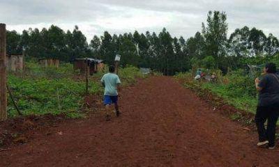 Puerto Libertad: El Municipio rechaz� la donaci�n de terreno donde viven m�s de 70 familias
