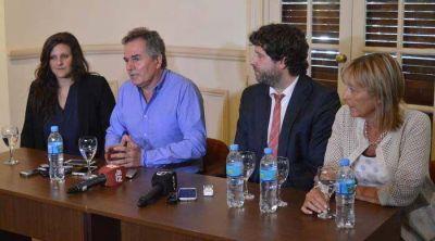 Gay ratific� la visita de Mar�a Eugenia Vidal el pr�ximo 11 de abril