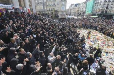 La ultraderecha anuncia una marcha contra los musulmanes en Bélgica