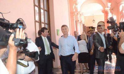 Llamarán a licitación para obras anunciadas por Macri