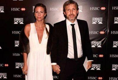 Stanley y Peña nombraron a la esposa del ministro Frigerio en Desarrollo Social