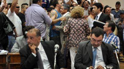 Indagan al concejal massista Ricardo Pera por la agresión a dos colegas kirchneristas