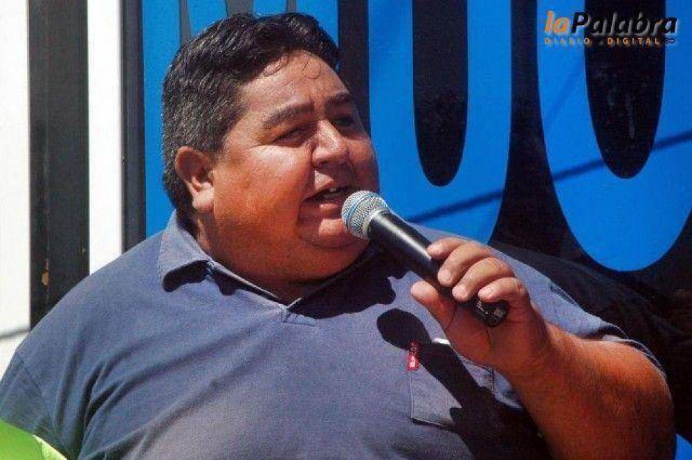 """Lipiante: """"Creemos que la empresa Lo Bruno quiere abandonar la obra de viviendas del PROCREAR"""""""