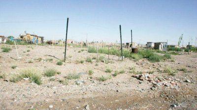 El MPN se resiste a subir el precio de la tierra social en Centenario
