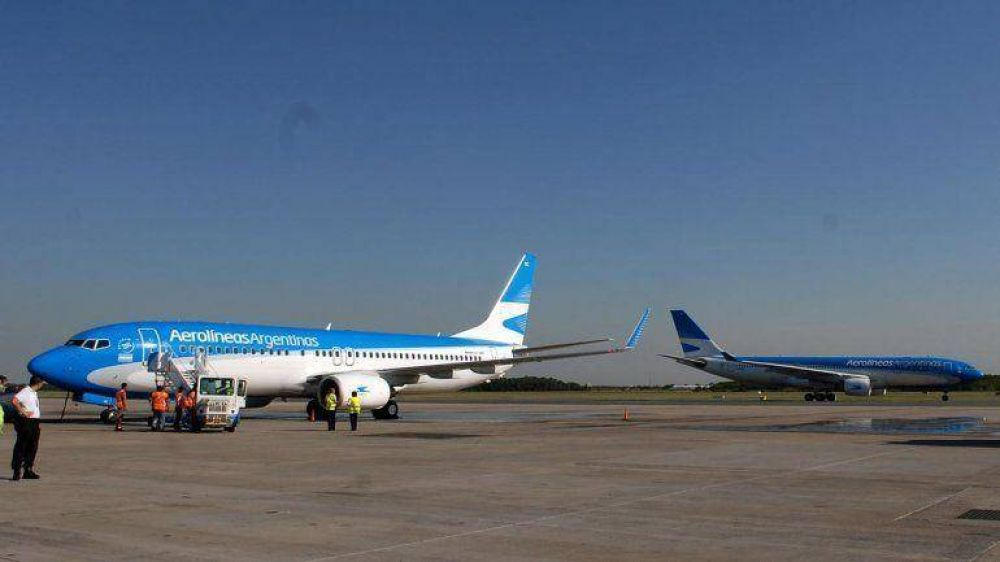 Anunciaron un paro en Aerolíneas Argentinas