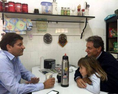 """Pulti despidió con un mate a uno de sus hijos pródigos: Ariel """"Cholito"""" Ciano"""