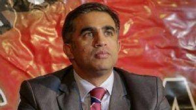 Miguel Nanni es secretario de la Comisi�n de Asuntos Constitucionales