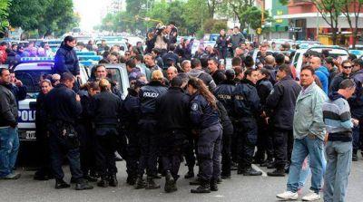 """""""Malestar generalizado"""" en la policía podría desencadenar acuartelamientos en Mar del Plata"""