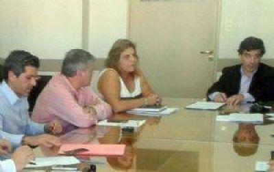 Labor de Domínguez Yelpo para la implementación del boleto estudiantil gratuito