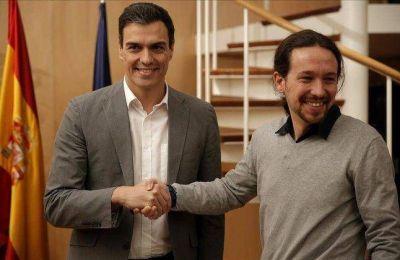 Podemos y el PSOE finalmente se acercan