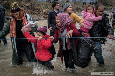 La ONU pide responsabilidad para reubicar a los refugiados sirios