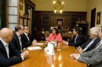 Decepción por la reunión con funcionarios de Producción