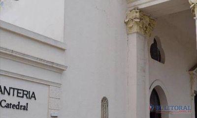 Licitaron las obras de refacción para la Iglesia Catedral
