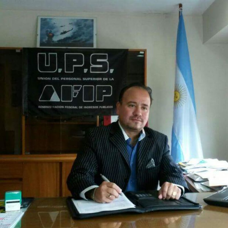 UpsAfip: consolidaci�n y crecimiento del gremio