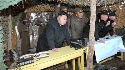En plena Cumbre de Seguridad Nuclear, Corea del Norte lanzó un misil antiaéreo