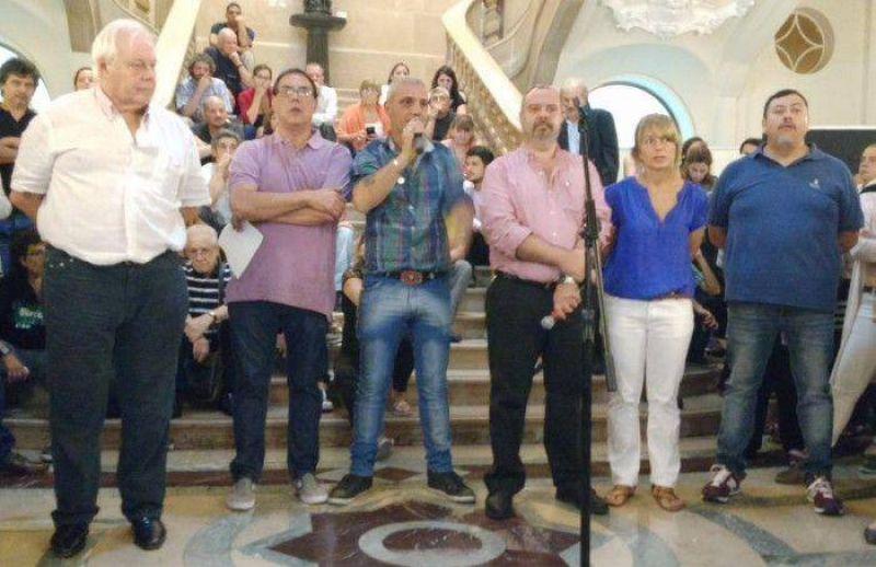 Paritarias en la Legislatura Porteña
