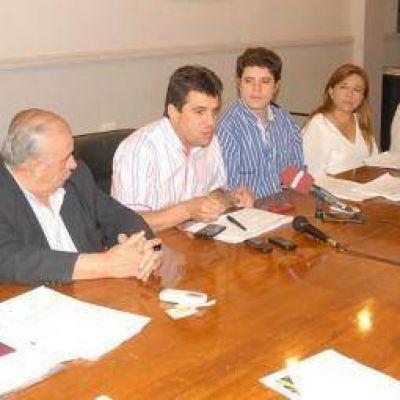 El PJ mand� a Fuerza C�vica a reclamar tarifas a Casa Rosada