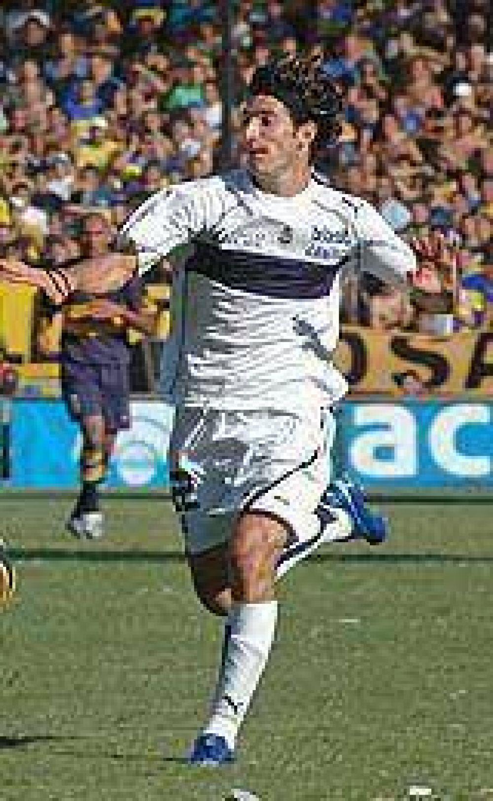 Piatti es el nuevo jugador de Independiente.
