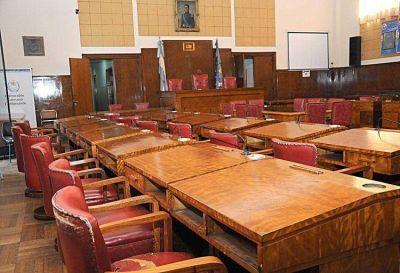 En plena crisis pol�tica, Arroyo inaugura las sesiones del Concejo