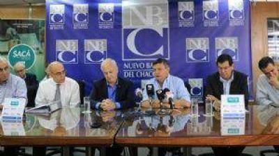 Peppo y autoridades el NBCh anunciaron nuevos servicios en beneficio de la gente
