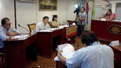 Se concretó la sesión ordinaria del Concejo Deliberante en Iguazú