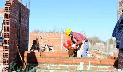 Se derrumba el empleo en la industria de la construcción